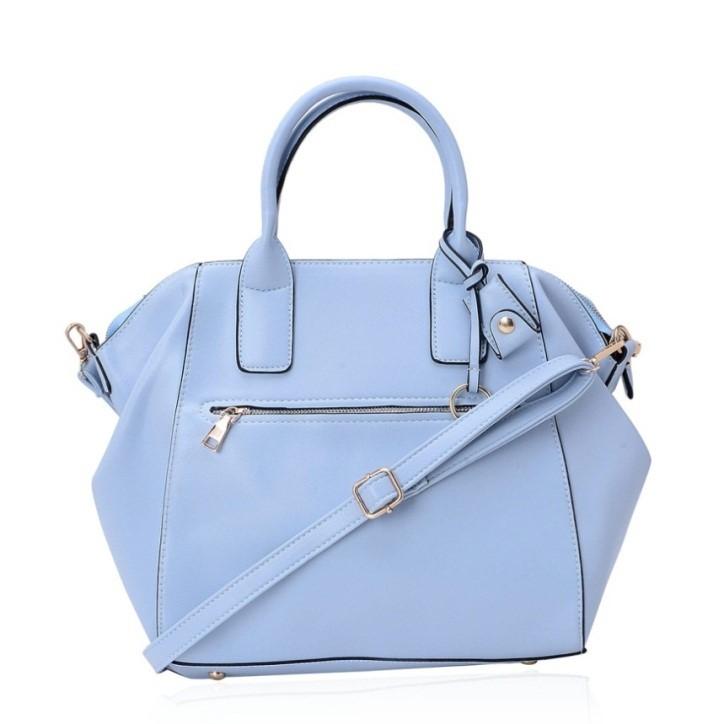 aqumarine-color-handbag