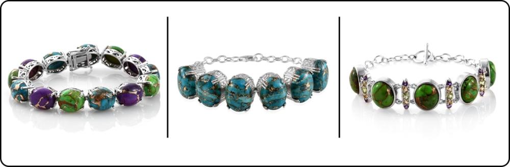 Mojave Turquoise Bracelet